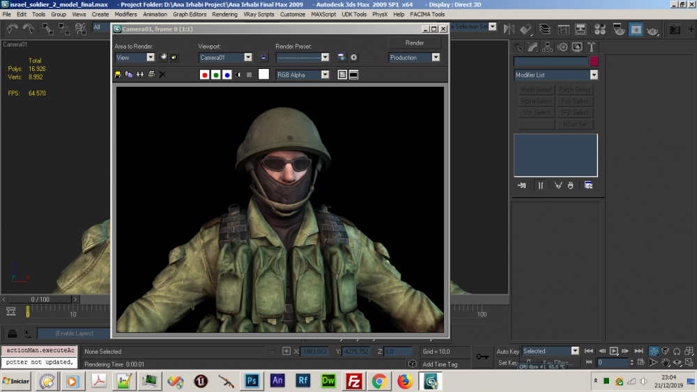 New_Updated_Model_for_Zionist_Soldier_-_