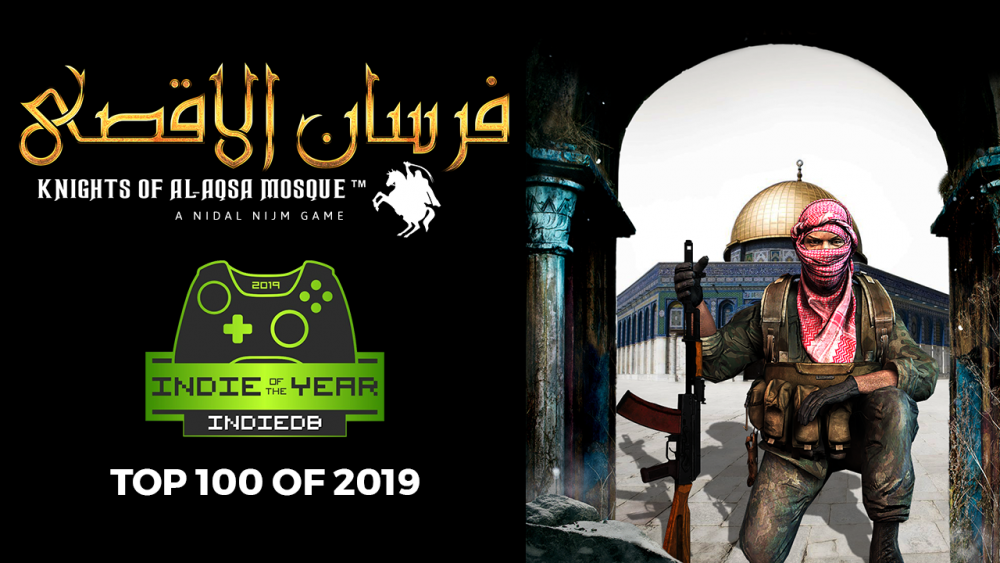 fursan_al_aqsa_title_screen_IndieGOTY.pn